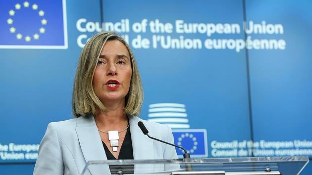 Avrupa Birliği Dışişleri Konseyi toplandı