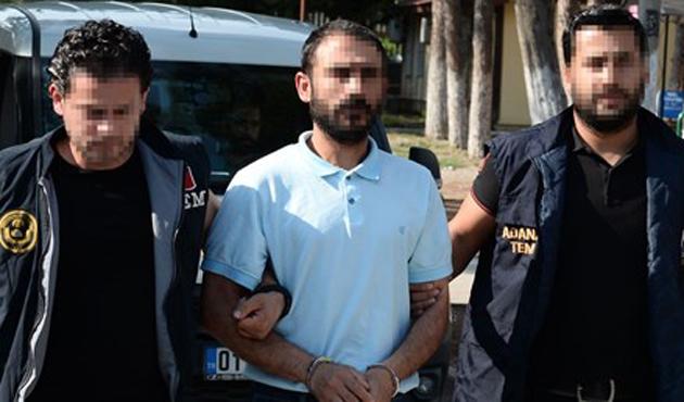 DEAŞ'ın roketçisi Adana'da yakalandı