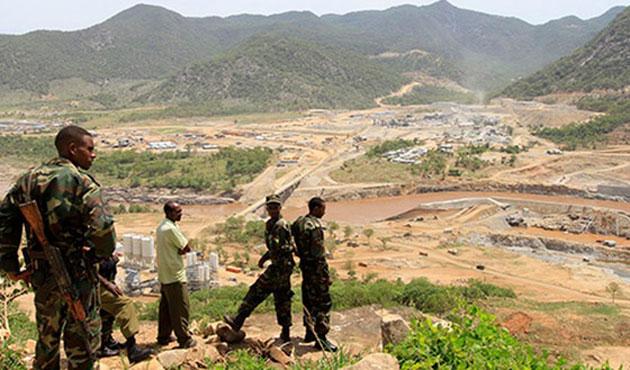 Etiyopya, Mısır ve Sudan'dan Hedasi Barajı için ortak çalışma