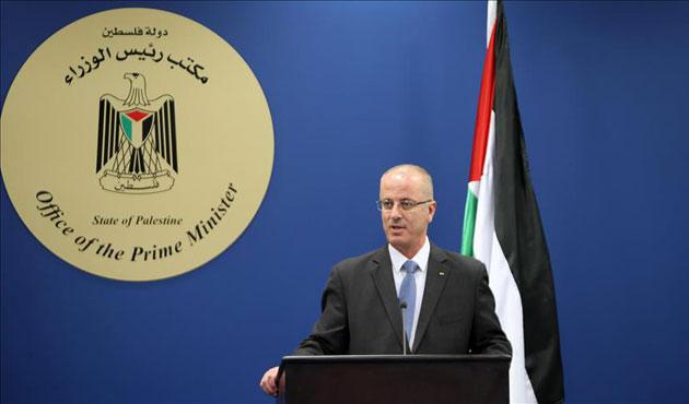 Filistin Başbakanı İİT için İstanbul'da