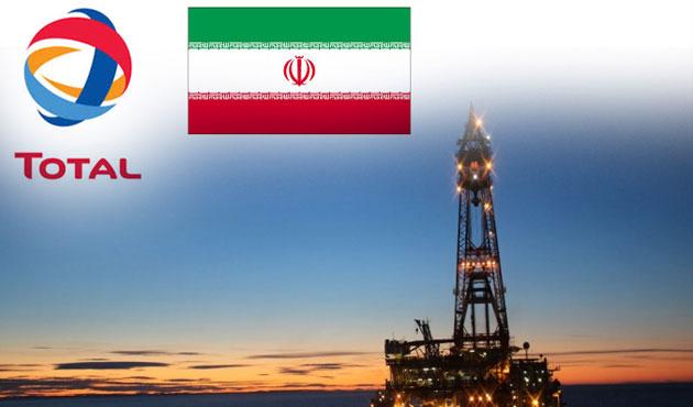 İran'da TOTAL'in anlaşmadan çekilmesi