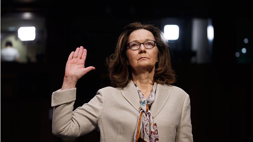 CIA'in başına gelen 'işkenceci' Haspel'e Senatodan onay