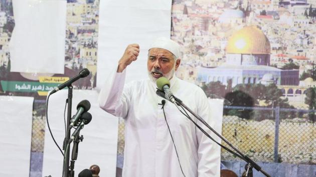 Hamas'tan Türkiye'nin Filistin duruşuna övgü