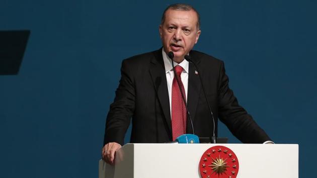 Erdoğan: İsrail'in yaptığı haydutluktur