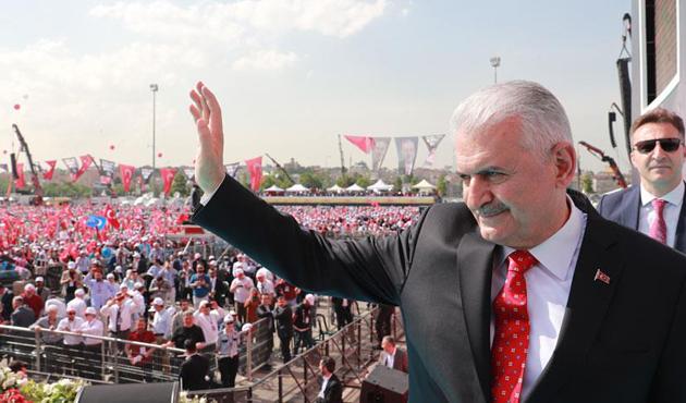 'Filistin Türkiye'nin meselesidir, milletimizin meselesidir'