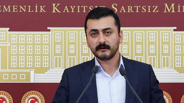 Eski CHP Milletvekili Eren Erdem gözaltında