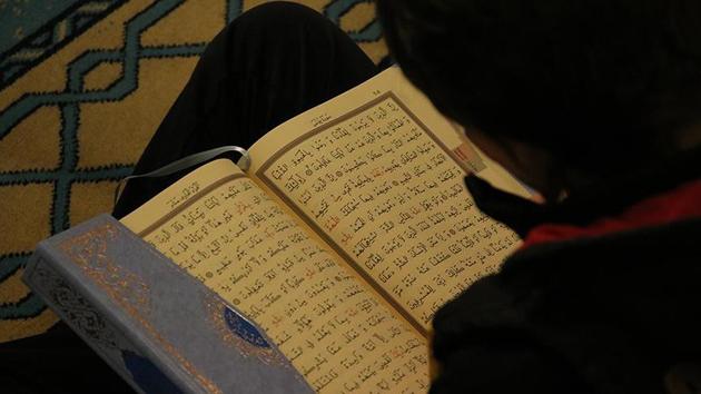 TDV 17 ülkede 55 bin Kur'an-ı Kerim dağıtacak