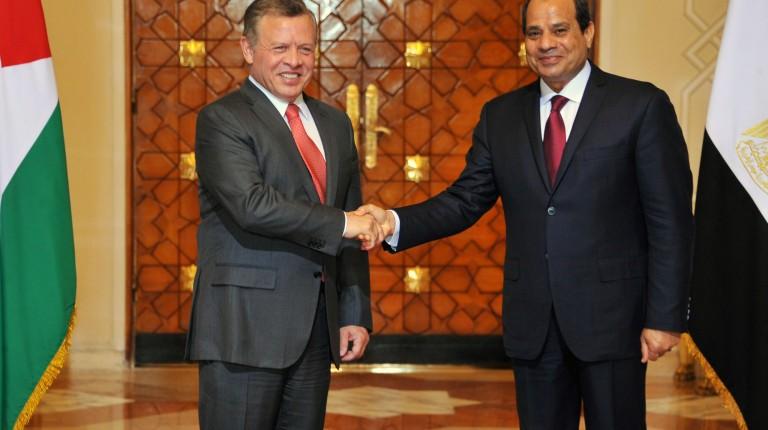 Mısır ve Ürdün'den Filistin-İsrail görüşmelerine destek