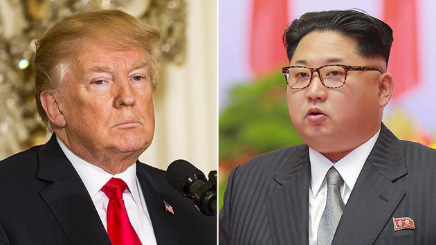 Trump Kuzey Kore görüşmesini iptal etti