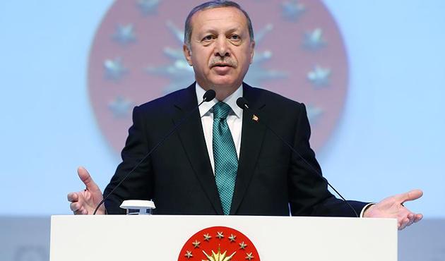 Erdoğan'dan büyüme rakamları ile ilgili ilk yorum