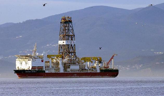 Albayrak, Akdeniz'e giden sondaj gemisinin adını açıkladı