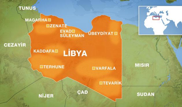Libya güney sınırında denetimi arttırdı