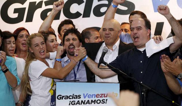 Venezuela'da hapisteki muhalifler serbest bırakıldı