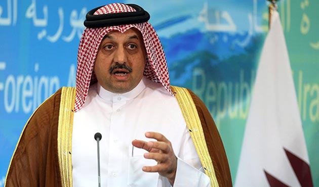 Katar Savunma Bakanı: İran'a yönelik müdahalenin parçası olmayacağız