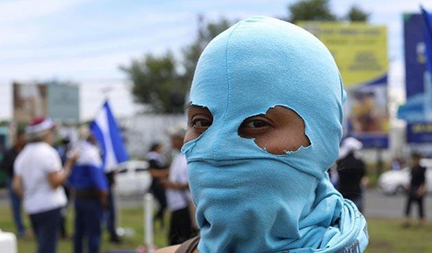 Nikaragua'daki hükümet karşıtı protestolarda kan aktı