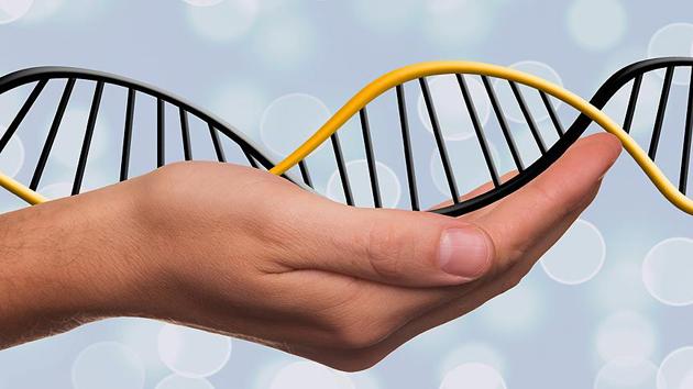 DNA robotlarının kontrolü için yeni sistem