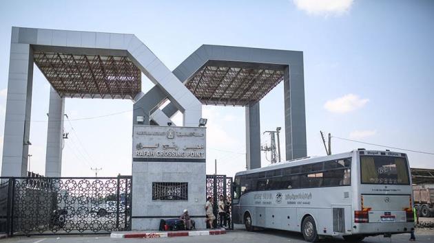 Refah Sınır Kapısı çift taraflı olarak kapatıldı