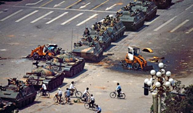 ABD'den Çin'e Tiananmen çağrısı