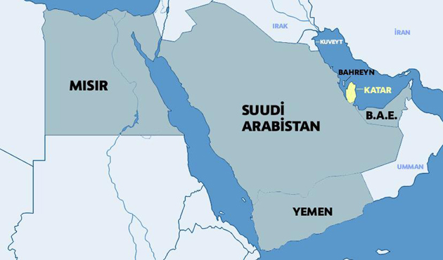 Körfez tarihinin en büyük diplomatik krizi bir yaşında