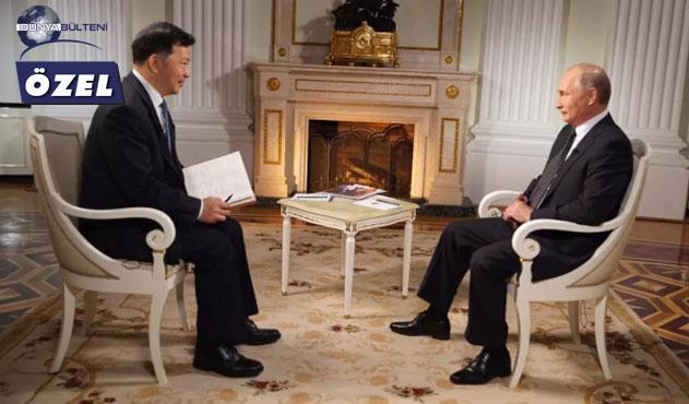 Putin: ŞİÖ askeri potansiyeli kimseye karşı değil