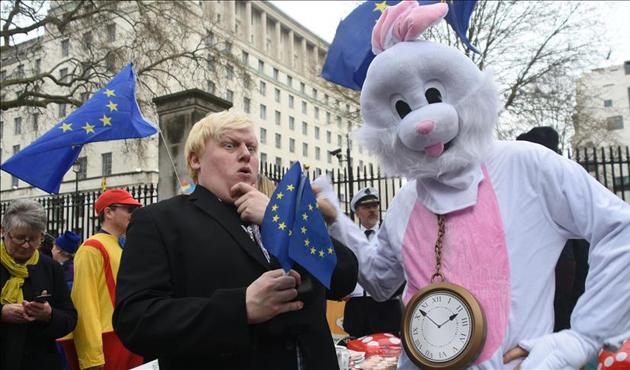 Soros destekli Brexit karşıtı kampanya başladı