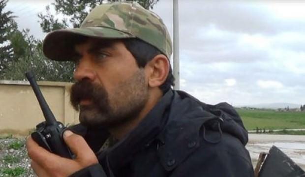 Kandil'in sözde üst düzey ismi Suriye'de öldürüldü