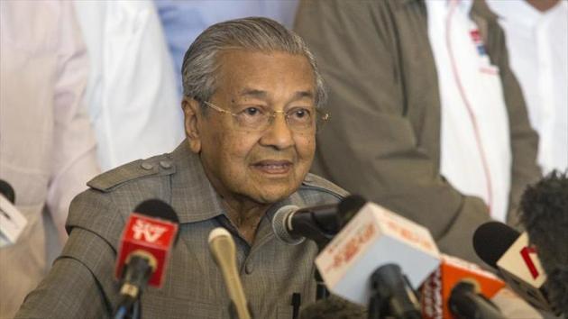 Malezya Başbakanı Mahathir'den Çin açıklaması