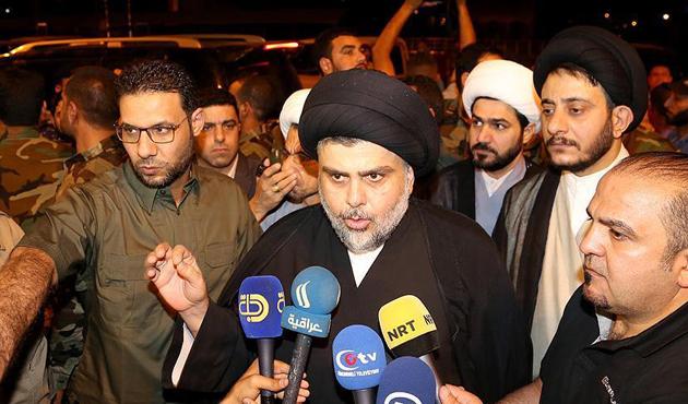 Sadr'dan Haşdi Şabi koalisyonu ile ittifak