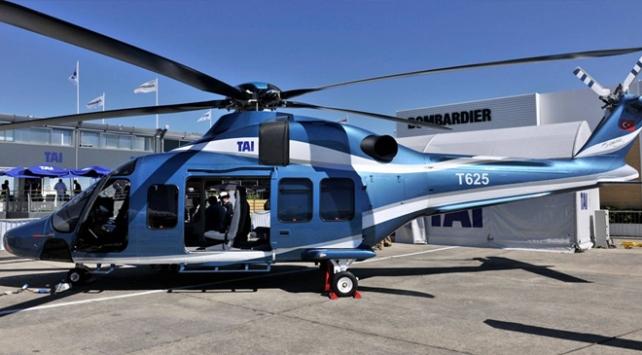 Yerli helikopter motorunda ilk ateşleme başarılı