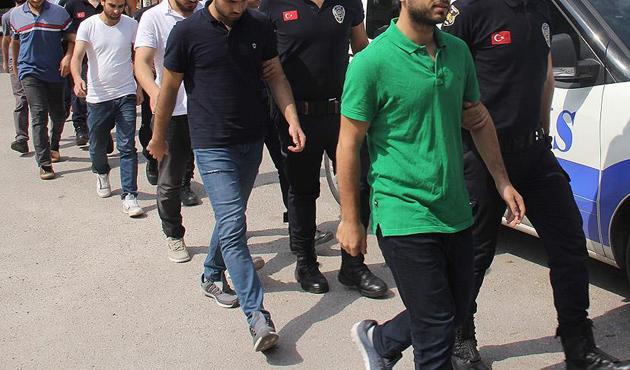 FETÖ'nün mahrem yapılanmasına operasyonda 13 gözaltı kararı
