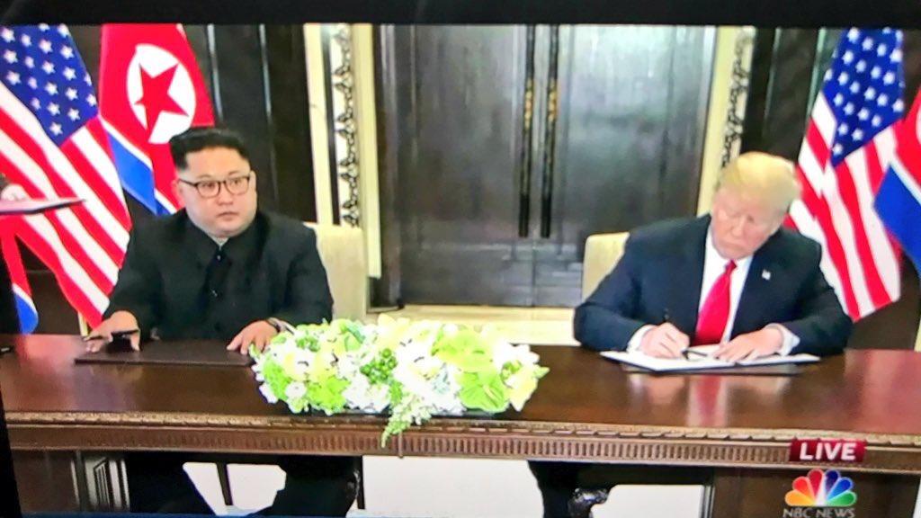 ABD ve Kuzey Kore'den kapsamlı anlaşma