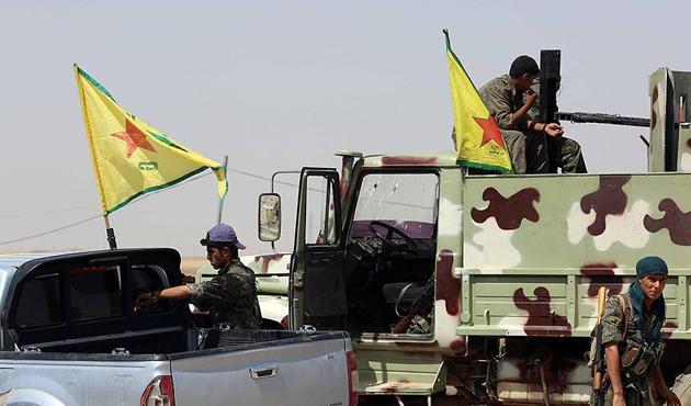 İtalya'dan YPG'ye askeri destek