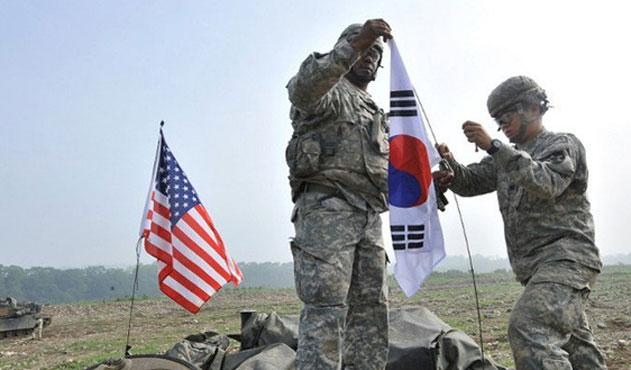 ABD, Güney Kore ile tatbikatları askıya aldı