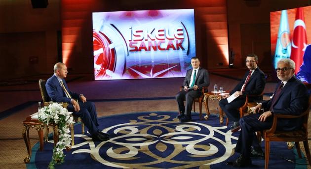 Erdoğan: Kandil'deki önemli toplantı alanlarını vurduk