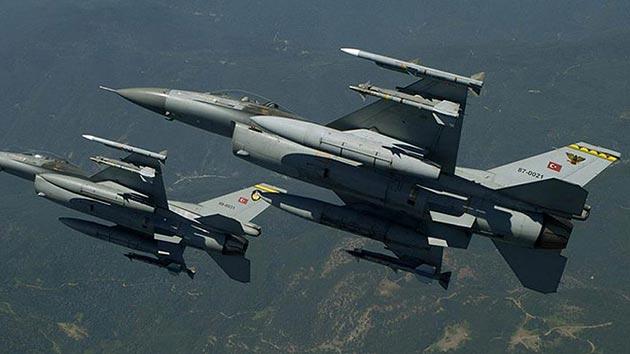 Avaşin-Basyan bölgesinde 4 PKK'lı öldürüldü