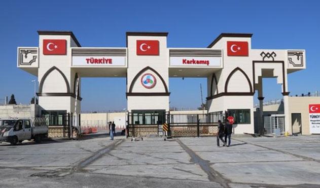 Türkiye-Suriye ticaretinde 7 yıl sonra bir ilk