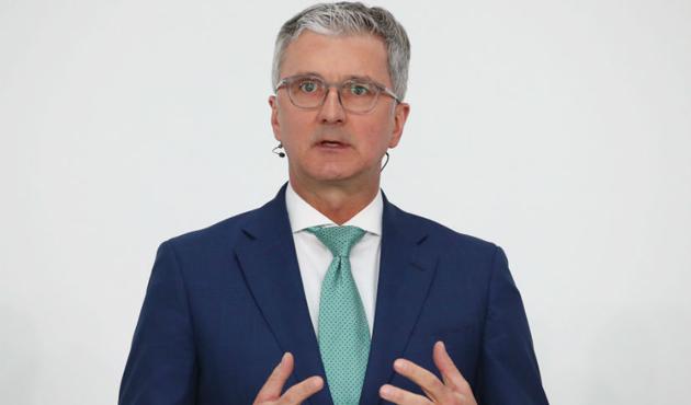 Audi'nin CEO'su Stadler tutuklandı