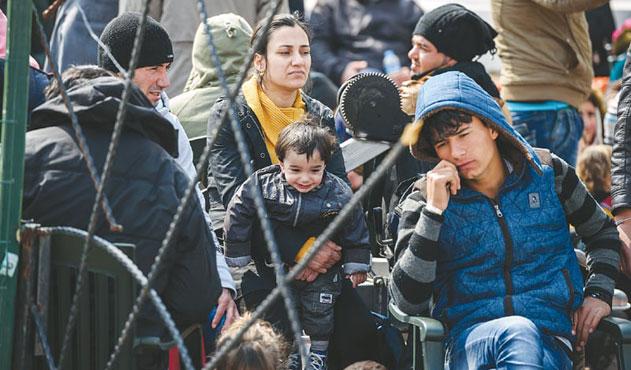 Kimse kendi seçimiyle mülteci olmaz
