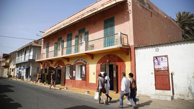 Sömürgecilerin isimleri hala Senegal sokaklarında