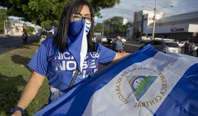 Nikaragua'da sular kaynıyor