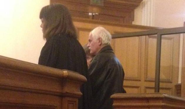 Bosna kasabı Paris'te tutuklandı
