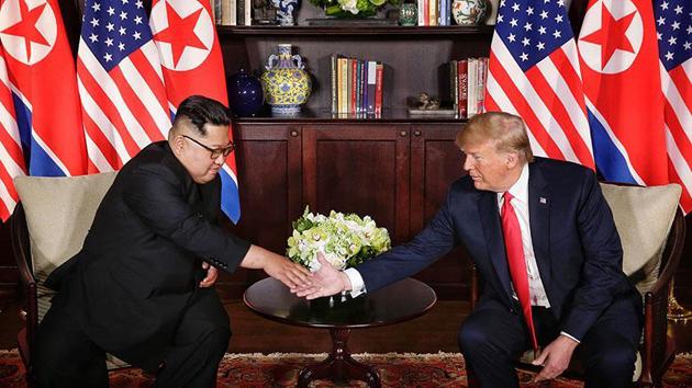 ABD-Kuzey Kore yakınlaşması en çok Kim'e yaradı