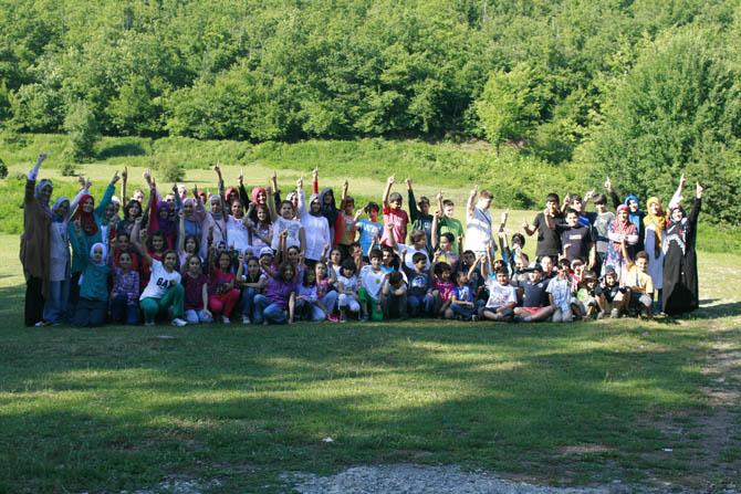 Bu yaz çocuklara ve gençlere yönelik etkinlikler düzenleyen 30 kurum