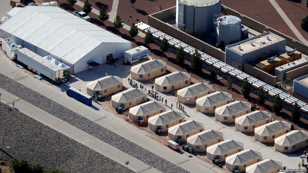 ABD Donanmaları göçmen kampı olacak