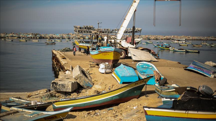 İsrail'den Filistin'e denizden abluka: 3 gözaltı