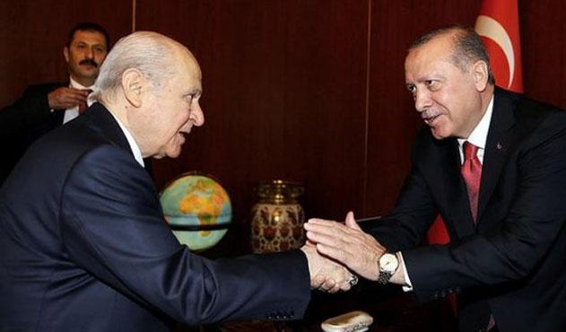 Bahçeli'den Erdoğan'a tebrik