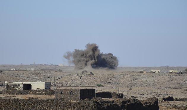 Esed rejimi ve destekçilerinin Dera'ya saldırıları sürüyor