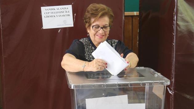 KKTC'de oy verme işlemi tamamlandı