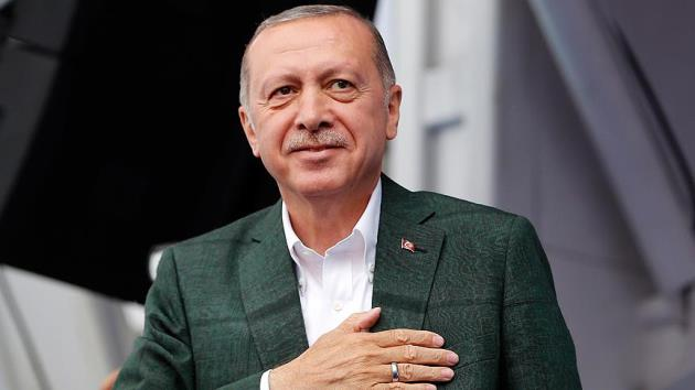 Dini liderlerden Erdoğan'a kutlama
