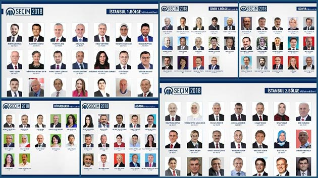 27. Dönem Milletvekilleri belli oldu | TAM LİSTE